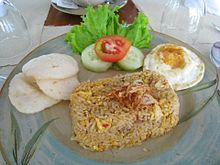 Nasi Goreng Breakfast in Solo.JPG