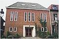 Nassaulaan 43, de oud-katholieke kerk van de heilige Laurentius, ook wel genoemd de apostolische ker - RAA011005322 - RAA Elsinga.jpg