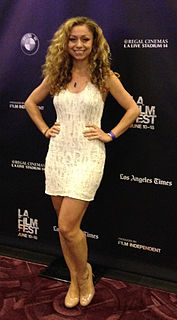 Natalia Fedner American fashion designer and actress