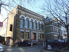 National Youth Theatre, Holloway - geograph.org.uk - 1109445.jpg