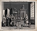 Natural and experimental philosophy; gentlemen attending to Wellcome V0025306.jpg