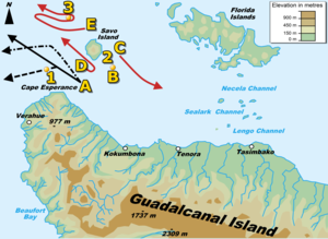 Naval Battle of Guadalcanal, November 14-15, 1942