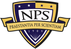 English: Naval Postgraduate School emblem