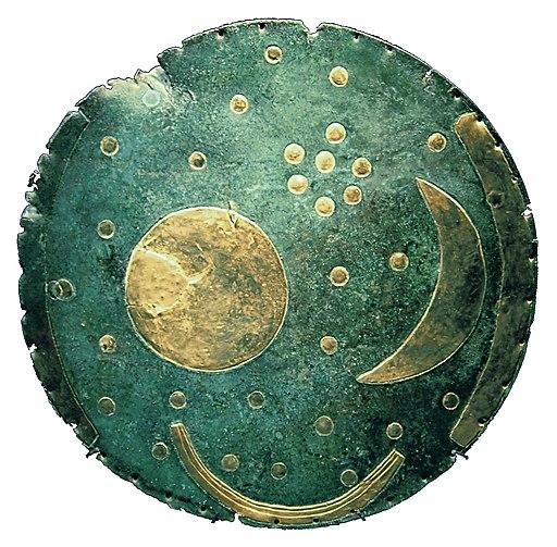 UNESCO-Weltdokumentenerbe Himmelsscheibe von Nebra