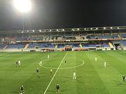 Neftchi - Qarabagh match, Bakcell Arena