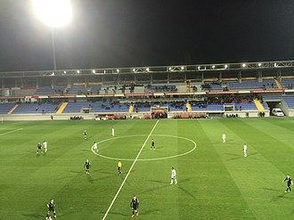 2016 UEFA European Under-17 Championship - Image: Neftchi Qarabagh match, Bakcell Arena