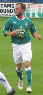 Neil Ashton English footballer