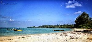 Ritchie's Archipelago - Image: Neil Island, Andaman