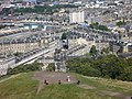 Nelson Monument view towards Pilrig - geograph.org.uk - 1516607.jpg