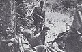 Nemški vojaki, ujeti ob napadu Tomšičeve brigade na sovražnikov vojaški transport na železniški progi med Preserjem in Borovnico 24. avgusta 1943.jpg
