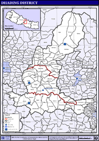 Dhading District}