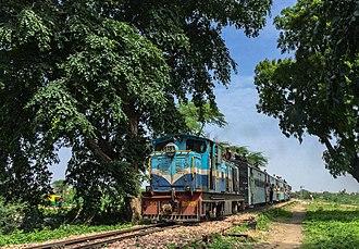 Dholpur–Sarmathura Railway - Narrow Gauge
