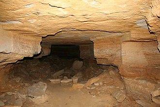 Odessa Catacombs - Image: Nerubayskoe 06