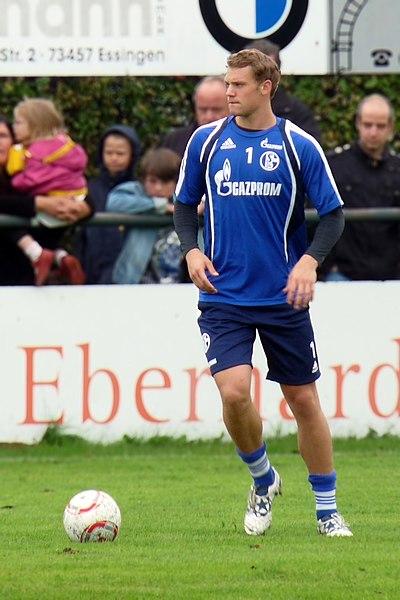 Manuel Neuer (August 2010)