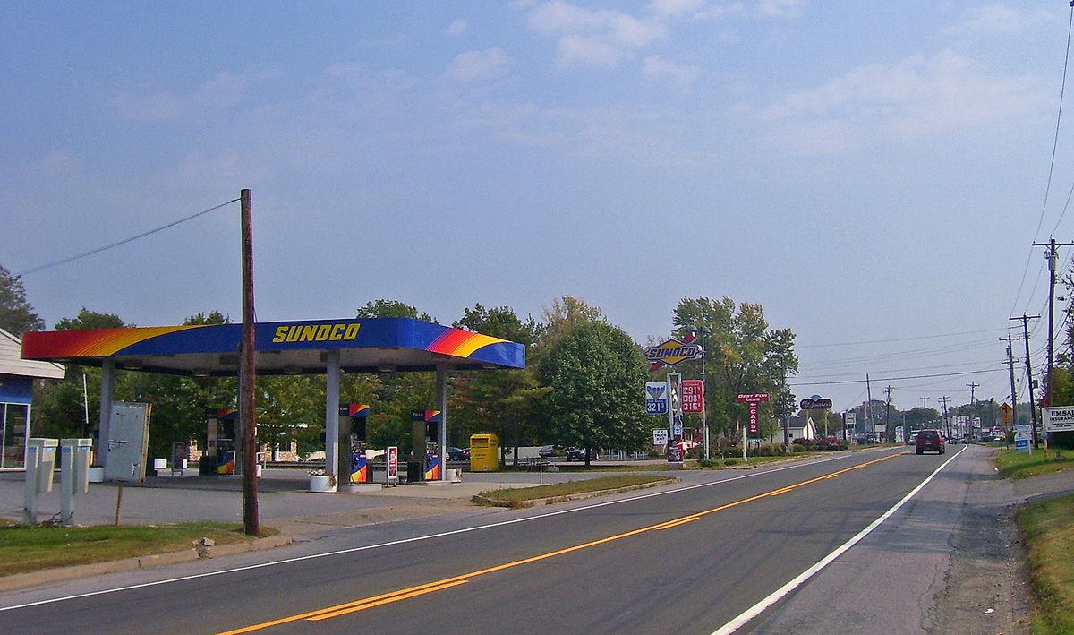 New Hampton, New York  Wikipedi -> Kuchnia New Hampton
