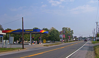 New Hampton, New York human settlement in New York, United States of America