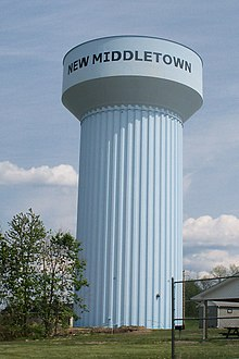 New Middletown, Ohio Water Tower.JPG