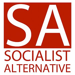 Socialist Alternative (Australia) - Image: New sa logo
