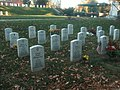 Newer graves, Alexandria National Cemetery.jpg