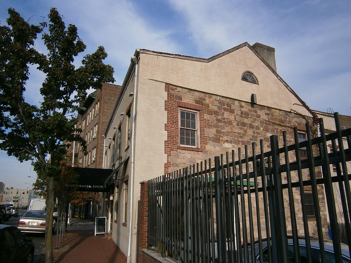 Newkirk House Wikipedia