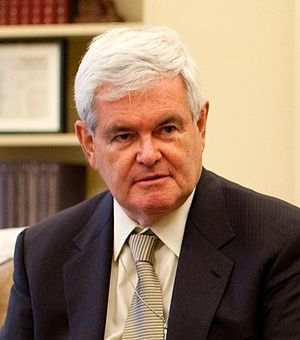 300px Newt Gingrich Newt Gingrich Called Segregationist by Muslim American Group, Criticized by Former Presidents Clinton & Carter