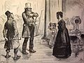 "Nicholas Nickleby, (1875?) """"You can jist give him that 'ere card, and tell him if he wants to speak to me, and save trouble, here I am, that's all""."" (3986242035).jpg"