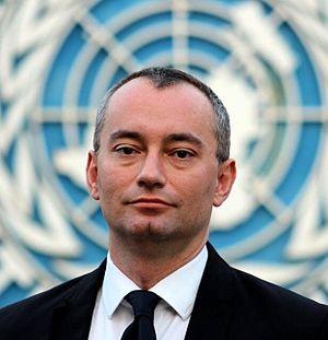 European Parliament election, 2007 (Bulgaria) - Image: Nickolay Mladenov