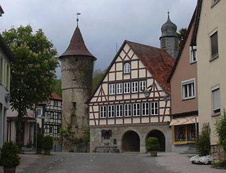 Niederstetten - Town hall