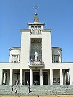 Niepokalanów - kościół.jpg