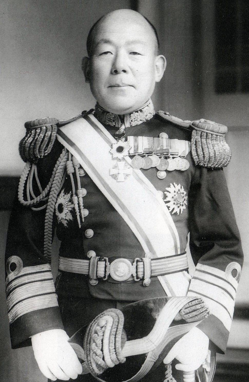 Niimi Masaichi
