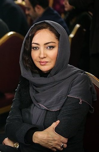 Niki Karimi - Karimi as one of the juries of 33th Fajr Film Festival, 2016