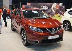 Nissan Qashqai Wikipedia La Enciclopedia Libre