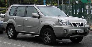 nissan x-trail t30 первого поколения