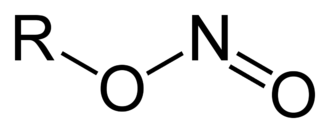 Alkyl nitrites - alkyl nitrites