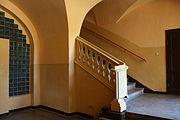 Niwnice Pałac Widok na klatke schodowa.JPG