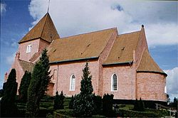 Tingsted Church, Falster