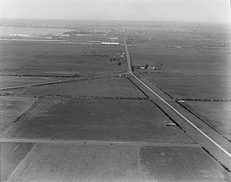 Norlane, Victoria - A 1925 view of the area that became Norlane.