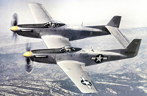 North American F-82 Twin Mustang - XP-82 prototype