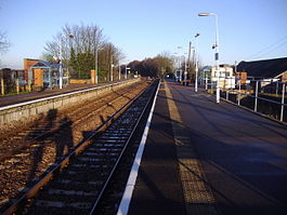 North Walsham Railway Station 12 Jan 2008 (1).JPG