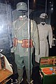 Norwegian Army Infantryman (Hæren geværmann) uniform 1940 Women's auxiliaries uniform (lotteuniform NKFV) Officers cantine M1937 Lamp M1928 etc Armed Forces Museum (Forsvarsmuseet) Oslo Norway 2019-03-31 1554.jpg