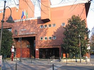 Novate Milanese - City hall
