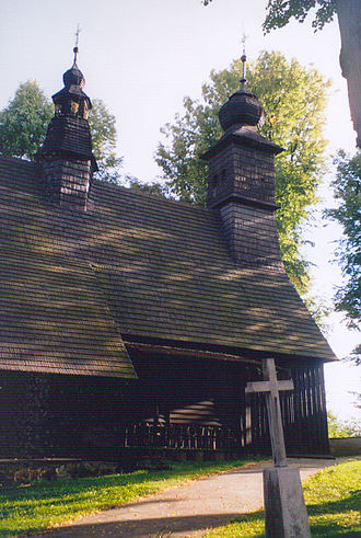Nowy Targ - St. Anna Church