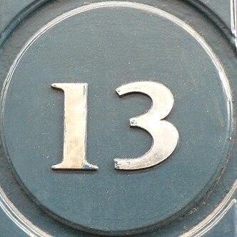 Number 13 (1)