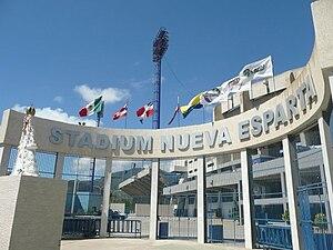 Estadio Nueva Esparta - Image: Nva sparta guatamare