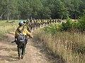 Oak Flat Fire 2010. Hiking Into Fire, Rogue River Siskiyou National Forest (24857002043).jpg