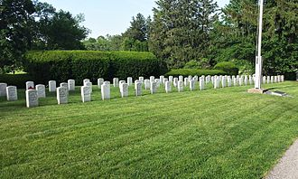 Oakdale Memorial Gardens - Oakdale Cemetery Soldiers' Lot