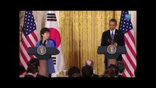 Archivo:Obama mentions Korean Wave and Gangnam Style.ogv