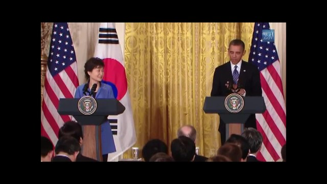 Archivo Obama Mentions Korean Wave And Gangnam