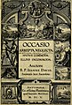 Occasio Arrepta. Neglecta. Hvivs Commode; Illivs incommoda (1605) (14751154745).jpg