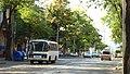 Oděsa, Sofijska, autobus.jpg